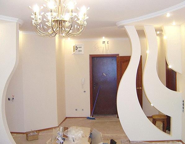 Дизайн ремонт однокомнатной квартиры в домах серии П-44Т